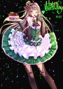 Rating: Safe Score: 37 Tags: dress love_live! minami_kotori swordsouls thighhighs User: SubaruSumeragi