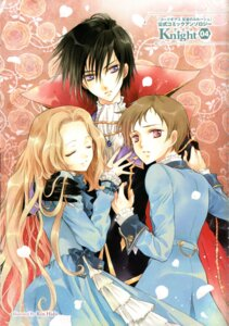 Rating: Safe Score: 11 Tags: code_geass hidou_ren lelouch_lamperouge nunnally_lamperouge rollo_lamperouge User: Aurelia
