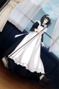 Rating: Safe Score: 18 Tags: caucasus hiyama_akane maid sugina_miki User: Hatsukoi