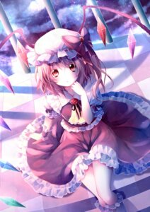 Rating: Safe Score: 51 Tags: flandre_scarlet riichu touhou wings User: 椎名深夏