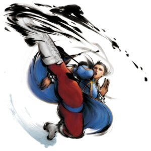 Rating: Safe Score: 12 Tags: capcom chinadress chun_li ikeno_daigo pantyhose street_fighter street_fighter_iv User: majoria