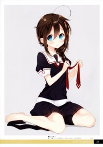 Rating: Safe Score: 19 Tags: kantai_collection moni naoto seifuku shigure_(kancolle) User: kiyoe